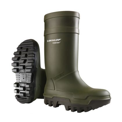 DUNLOP PUROFORT THERMO+ FULL SAFETY S5