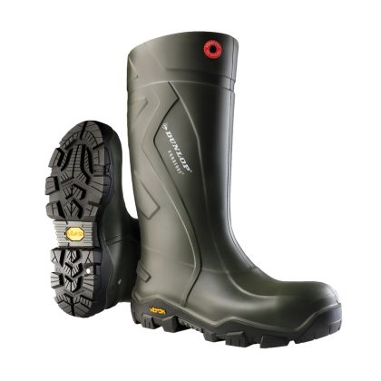 Dunlop Purofort Outlander Full Safety con suola in vibram