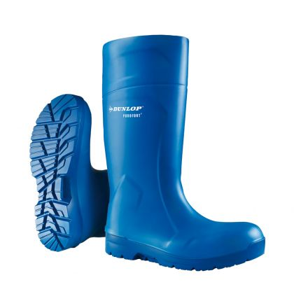 Nuovi stivali Dunlop Foodpro Purofort Hydro/Multi Grip safety - CB61631
