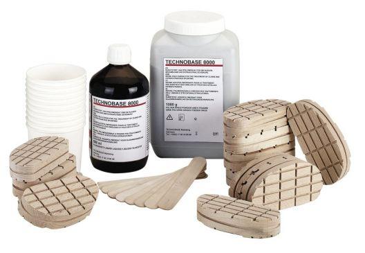 TECHNOBASE 8000 Materiale plastico universale per la medicina ve