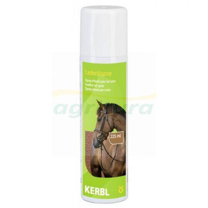 Olio Spray per Cavalli in Pelle