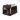Trasportino animali nylon metallo cani Journey