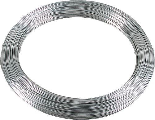Plain filo di acciaio