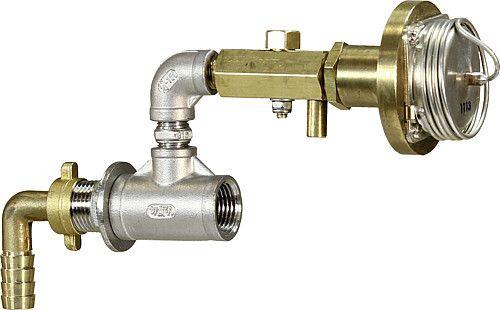 """Protezione antigelo GuardThermostatic Valvola per Tipping acqua Trough, 1/2"""" - 1310526"""