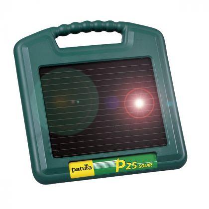 P25 solare Energizer con integr. pannello solare
