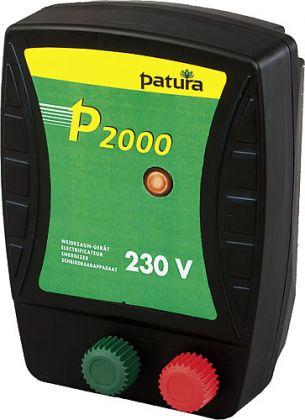P2000 Energiser per 230 V allacciamento alla rete - 142000