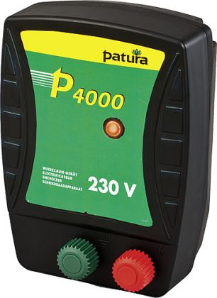 P4000 Energiser per 230 V allacciamento alla rete - 144040