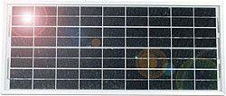 Pannello solare 15 W