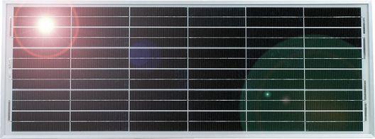 Pannello solare 40 W