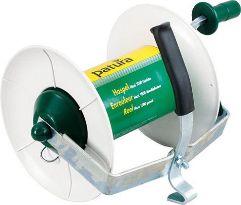 Reel Maxi 1000 con ingranaggi di riduzione, fino a 1000 m di polywire