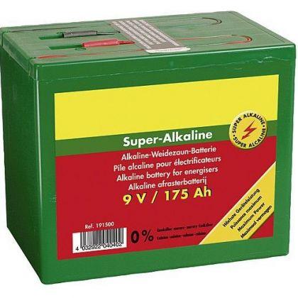 9 V Super batteria alcalina