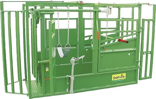 Handling System A 5000 K, hoof care