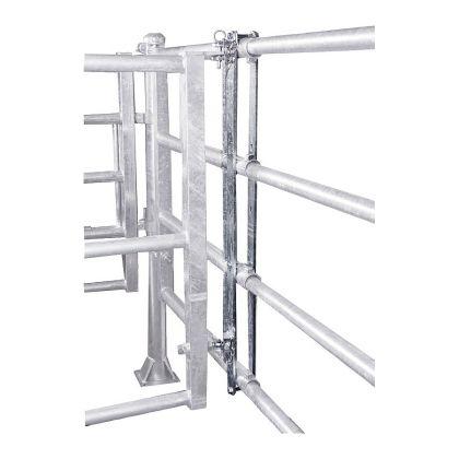 Set di montaggio per il fissaggio Dividers porte e divisori