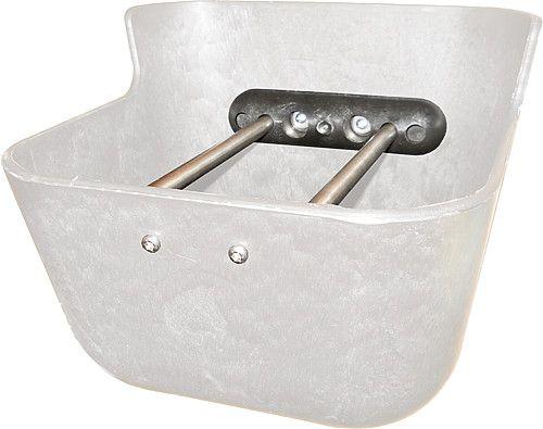 Griglia per vasca di plastica per puledri