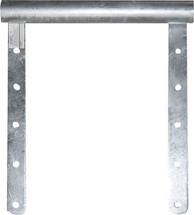 Supporto a muro per bar il collo, per le basse pareti laterali - 334607