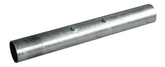 Collegamento Tubo 520 x 70 mm, with2 viti M 12 x 80 mm per box divisori UNIVERSALE - 334651