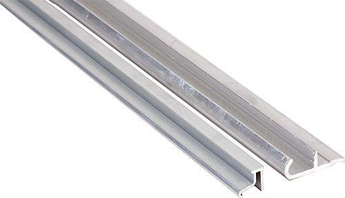 Clip-on alluminio Rail speciale meshand rete ad alte prestazioni - 335009