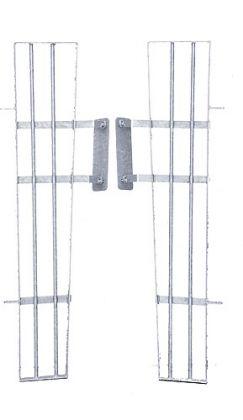 Segmento di collegamento per pannelli Vitello Hut Xland (qty 2) - 360203