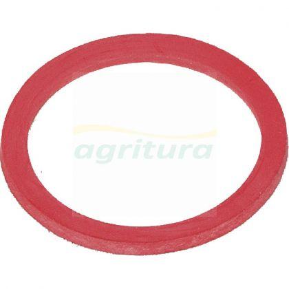 Guarnizione anello, rosso, per secchio di vitello, di plastica - 438003