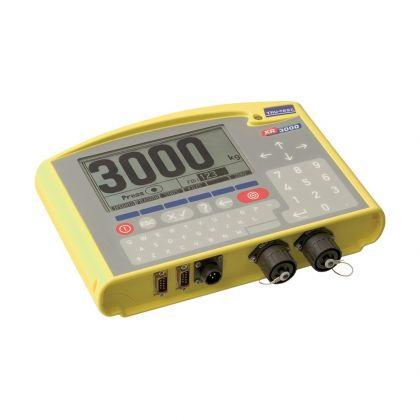 Indicatore WOW XR3000 con funzione di pesatura additionalwalk-over