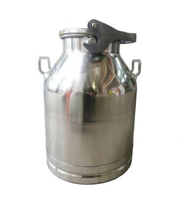 Bidone in Acciaio Inossidabile 40 litri