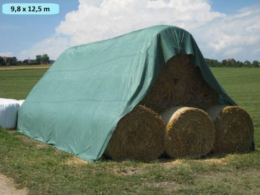 9,8 x 25 m Agritura Telo/Tessuto Traspirante Impermeabile polytex/toptex 130 g/m²