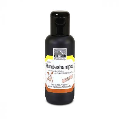 Tirolese shampoo cane olio di pietra