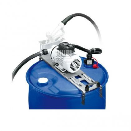 Adblue Pumpsystem Fass-Suzzara-Blue-Drum